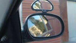 видео Боковые зеркала заднего вида на автомобиль ВАЗ 2115