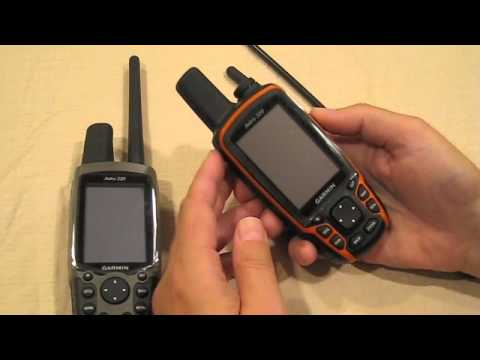 Garmin Astro 320 And 220 Dog Tracking GPS Comparison