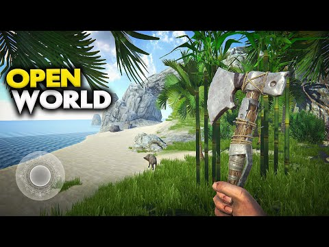 Top 10 Best Open World Games For Android & IOS 2019! [Offline/Online]