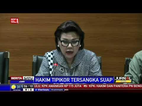 KPK Tangkap Hakim Tipikor Bengkulu, Ini Respon dari Mahkamah Agung