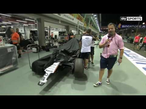 Formula 1 2016 Singapore GP   Ted's Race Notebook