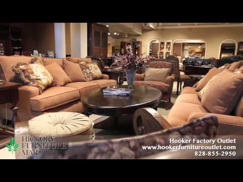 Hooker Factory Outlet - Hickory Furniture Mart In Hickory, NC