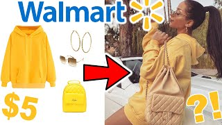 TURNING WALMART INTO HIGH FASHION!