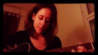 Birdy - Standing in the way of the light (cover/reprise)
