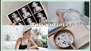 A DAY IN MY LIFE  🇰🇷  MORNING ROUTINE + SHOPPING VLOG | Erna Limdaugh