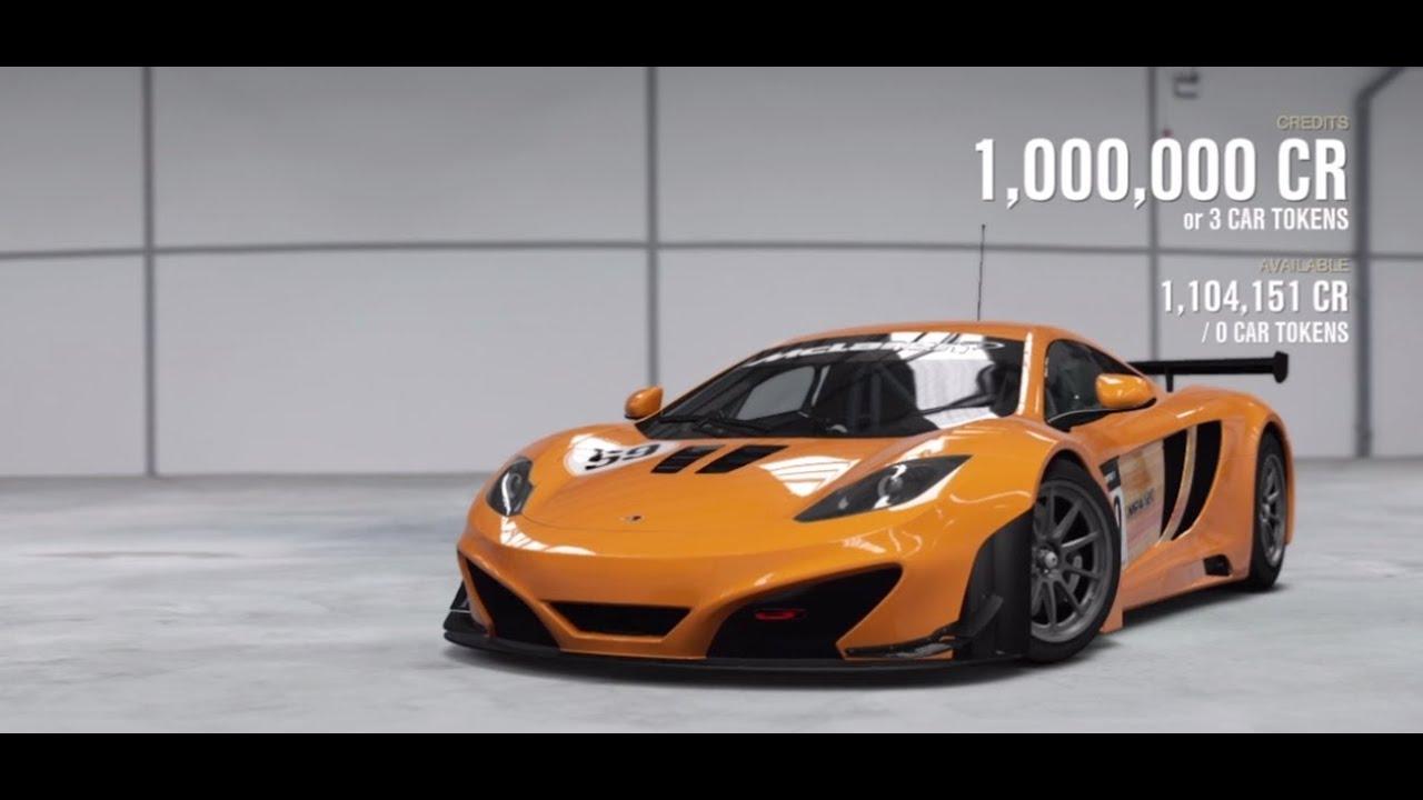 Forza Motorsport 4 - 2011 McLaren 59 GT MP4-12C GT3 - July Car Pack ...