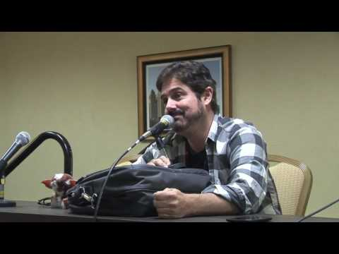 Zach Galligan panel 1 MONSTERAMA  October 8, 2016