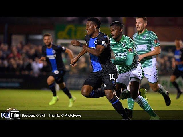 2019-2020 - Croky Cup - 01. 16de Finale - Francs Borains - Club Brugge 0-3