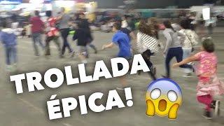TROLLEI TODO MUNDO NO DSX!