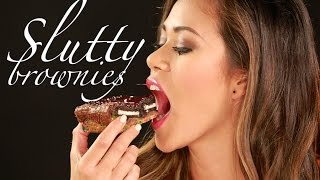 How To Make Slutty Brownies | Get The Dish