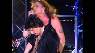 Aerosmith Draw The Line Costa Rica 2010 - PRO SHOT