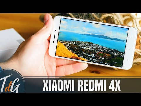 Xiaomi Redmi 4X, review en español