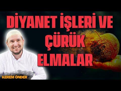 Diyanet işleri, öncelikle içindeki çürük elmaları (hocaları) temizlemelidir! / Kerem Önder