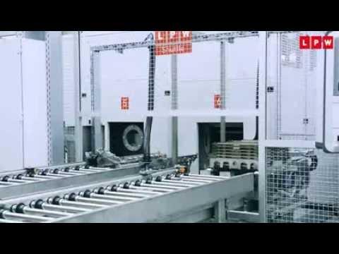 LPW Mehrkammeranlage: Shuttle-System
