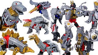 Transformers Generations Power of the Primes dinobot dinosaur 5 combine robots! Go!- DuDuPopTOY
