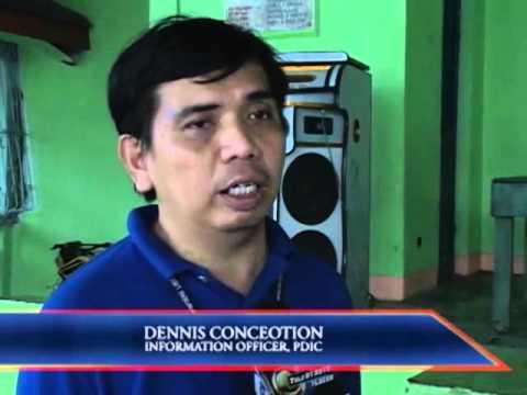 NBN Ylocos Teledyaryo: PDIC, Nangted Ti Namnama Kadagiti Depositors