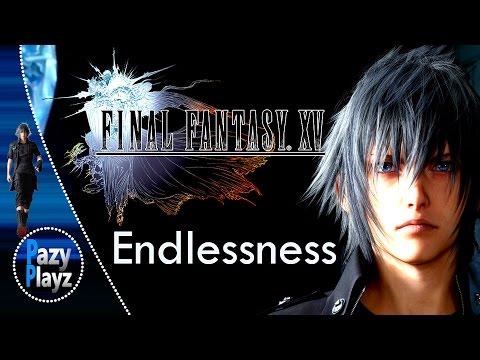 Really Slow Motion - Endlessness / Final Fantasy XV- Omen / Full Song / Trailer Music- 2016