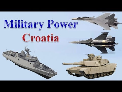 Croatia Military Power 2017