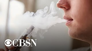 N.Y. health officials vote to ban flavored e-cigarettes