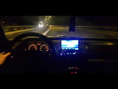 Peugeot 106 Otobanda Show Yapıyor