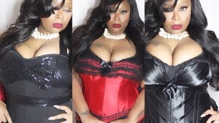 CORSETS FOR BIG GIRLS! PLUS SIZE EDITION! ADORE ME