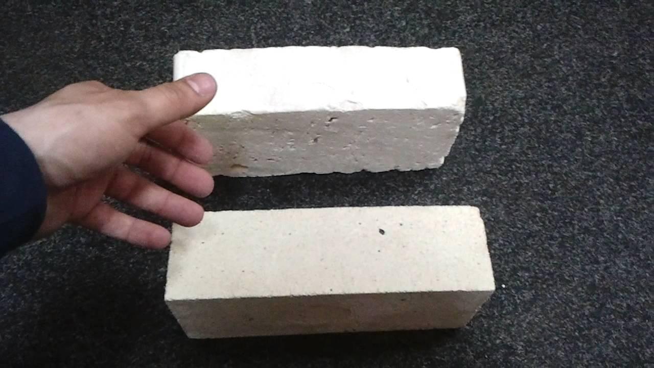 Огнеупорный кирпич ПБ5, ША5 для печей и каминов, от завода