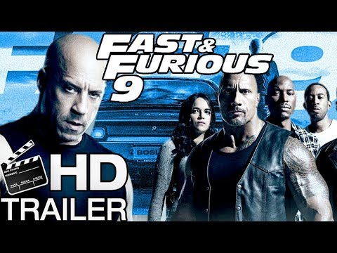 Fast & Furious 9   Official Trailer  Universal Pictures HD