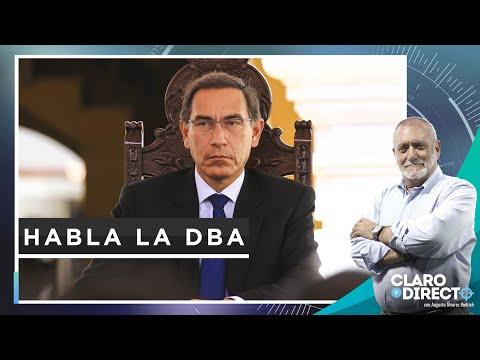 Habla la DBA   Claro y Directo con Augusto Álvarez Rodrich
