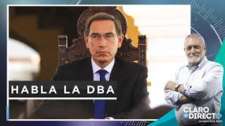 Habla la DBA | Claro y Directo con Augusto Álvarez Rodrich