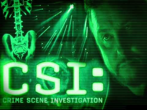 CSI theme song