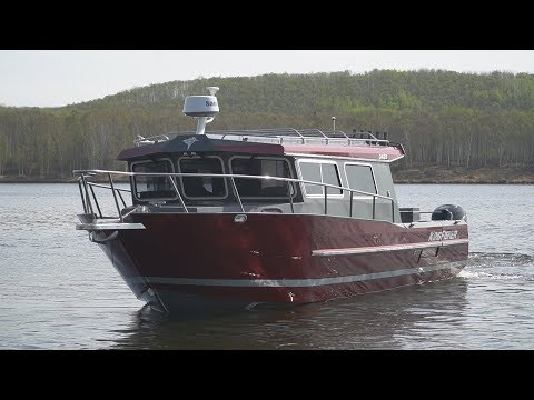 Kingfisher 3425 On The Water Demo Part 1