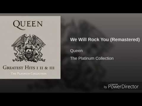 We Will Rock You (Remastered) (Queen)