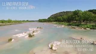 Llano River Gem | Beaux Cook and Associates, LLC