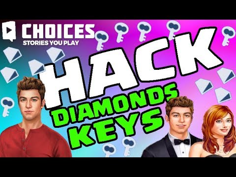 Choices Stories You Play Hack - How to Get Diamonds and Keys (iOS/Android)