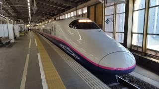 【レア編成】E2系0番台 GTO-VVVF搭載編成 新潟駅発車!