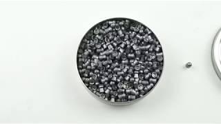 Кулі точно Джамбо хеві Діабло кал 5,5 мм 1.175 р