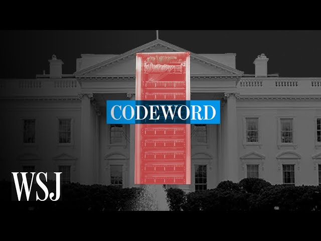 How the White House Stores Documents | WSJ