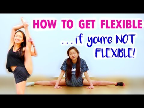 how to become flexible for beginners