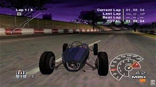 Lotus Challenge GameCube Gameplay HD