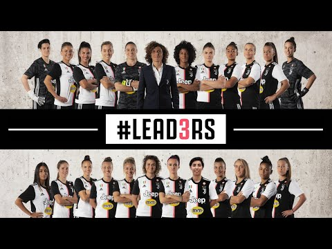 Juventus Women are Champions Again! | #LEAD3RS