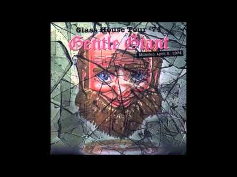 Gentle Giant - In A Glass House, Live At Münster (1974)