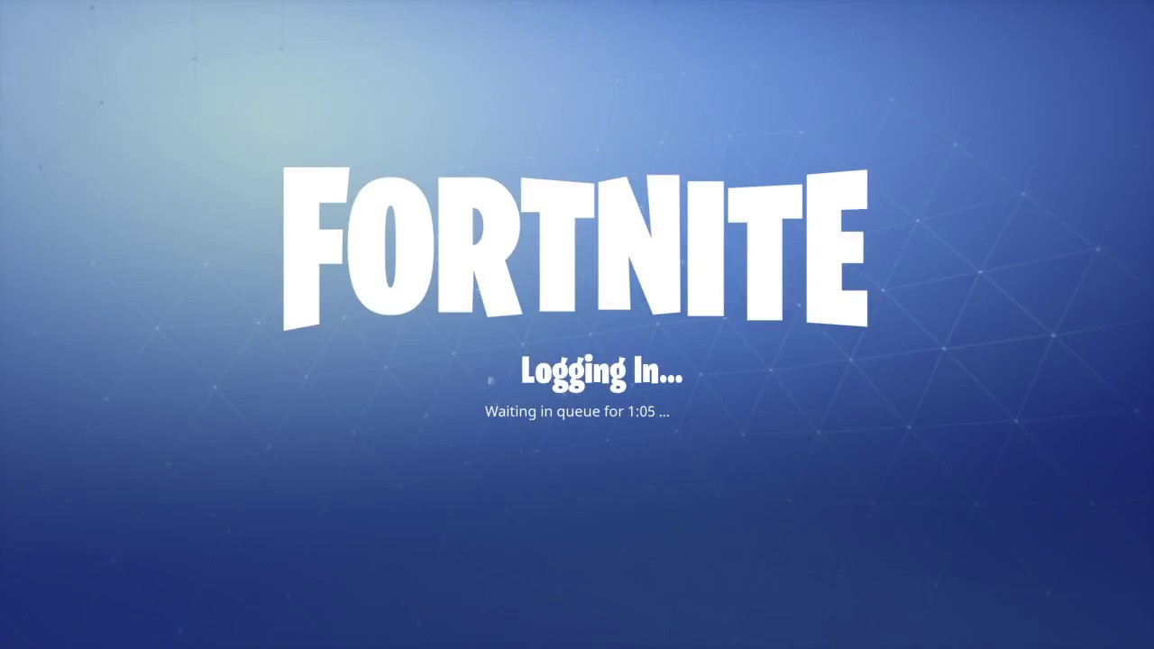 Fortnite Waiting In Queue For Minutes Fix And Why Read Description