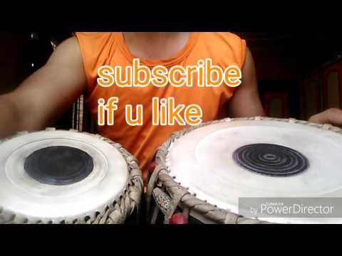 tabla practice dhamar taal 14 beat learning