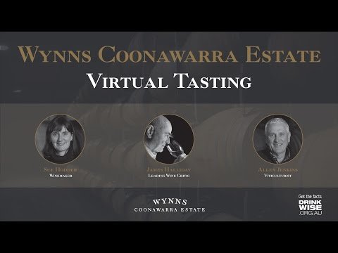 Wynns Coonawarra Estate New Vintage Release Virtual Tasting 2015
