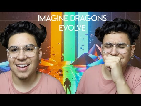 Imagine Dragons - Evolve | New Album Reaction!!