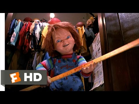 Child's Play 2 (2/10) Movie CLIP - You've Been Very Naughty (1990) HD