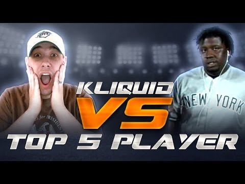 KLIQUID vs TOP 5 MADDEN PLAYER IN THE WORLD iMWiLD7 - EPIC FINAL DRIVE! Madden 17 SALARY CAP RANKED!