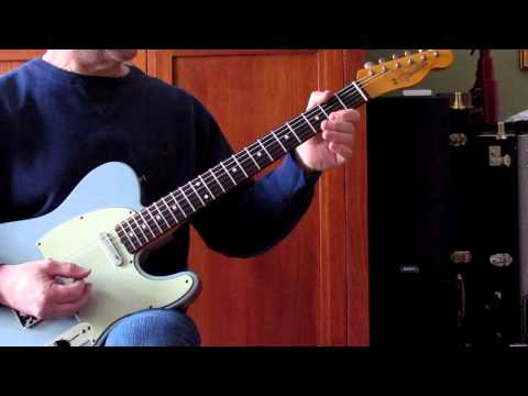 Don't Fear The Reaper/Blue Oyster Cult (tutorial) - cover by Tonedr