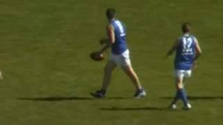 Italy vs Greece - Australian Football - Part 1