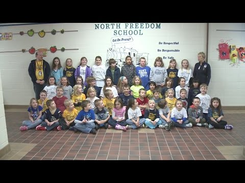 School Shout Out: North Freedom Elementary School 3-20
